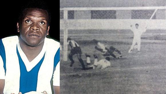Pedro Pablo 'Perico' León' marcó un doblete ante Dinamo de Zagreb en 1968