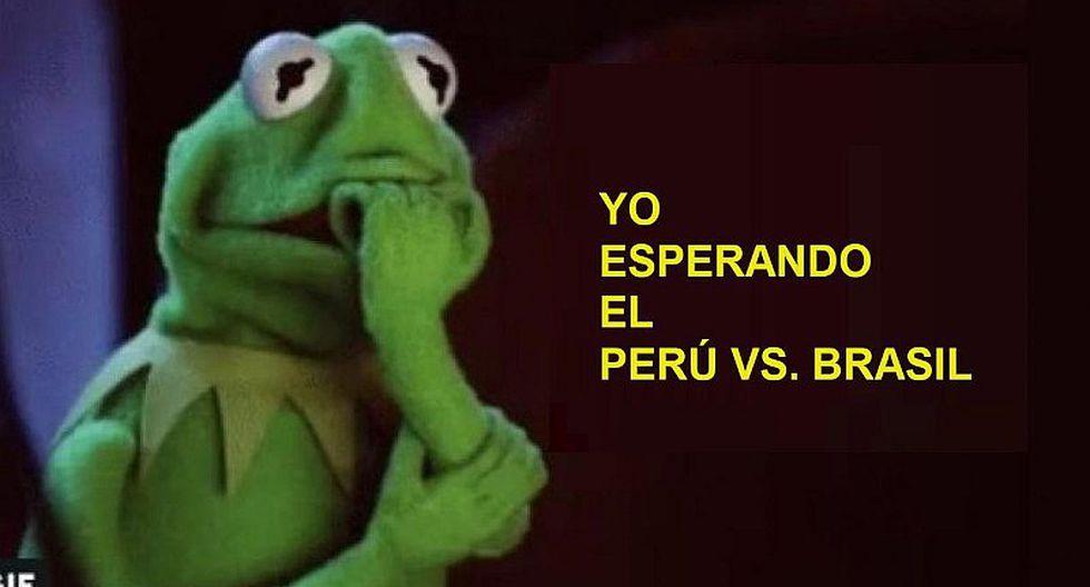 Perú vs. Brasil | Vacílate con los mejores memes tras la victoria de la 'Bicolor' ante el 'Scratch' | FOTOS