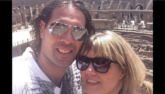 Ex arquero argentino pasa por el peor momento: su esposa falleció tras dar a luz