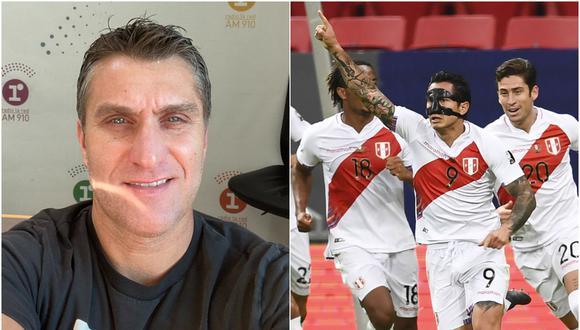 Para el periodista, Argentina no tendrá problemas en vencer a Perú.