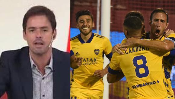 La directiva de Boca Juniors  no quiere saber nada de tres futbolistas aseguró el periodista argentino.