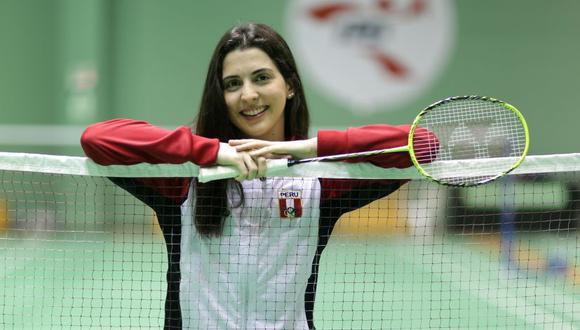 Daniela Macías logró clasificar a los Juegos Olímpicos Tokio 2020 gracias a su ránking mundial. (Foto: Nacy Chappell)