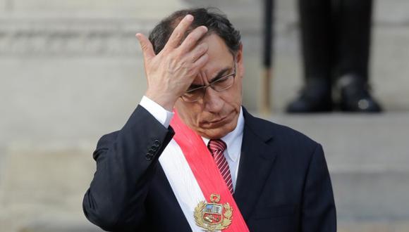 Martín Vizcarra le habría pedido a Mirian Morales que llamara a la entonces ministra de Cultura, Patricia Balbuena, para contratar a 'Richard Swing'. (Foto: GEC)
