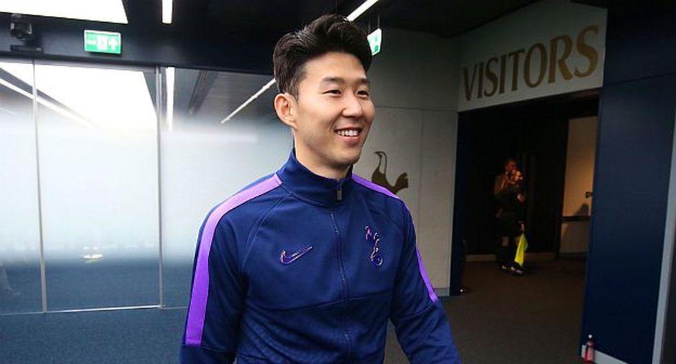 Son Heung-Min es jugador de Tottenham desde la temporada 2015-16. (Foto: Tottenham)