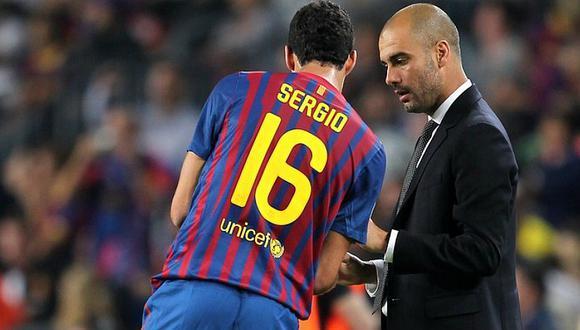 """Pep Guardiola a punto de robarle a Barcelona al """"nuevo Busquets"""""""