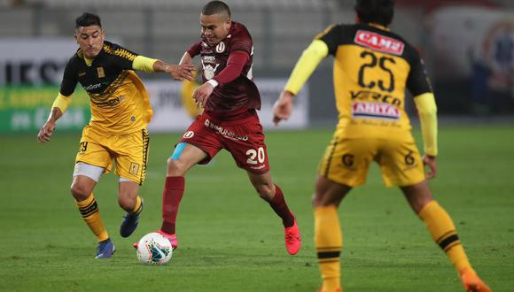 Universitario y Cantolao igualaron 0-0 en el reinicio de la Liga 1: aquí las mejores imágenes del partido. Foto: Universitario