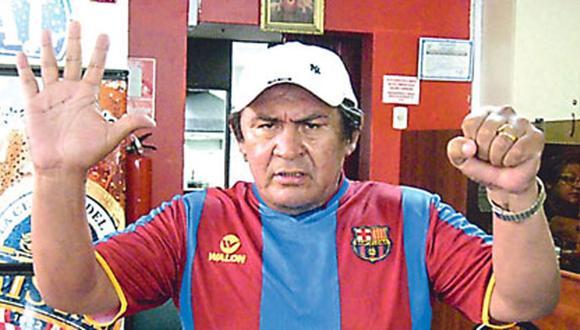 Hugo Sotil orgulloso de la goleada del Barcelona