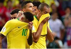 Revelan qué pasó en el vestuiario brasileño post eliminación del mundial