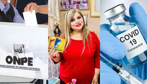 El Año Nuevo 2021 iniciará en unos días y aquí te dejamos las predicciones de Pochita para que sepas quién sería el próximo presidente, la vacuna contra el coronavirus y cómo le irá al fútbol peruano en general.