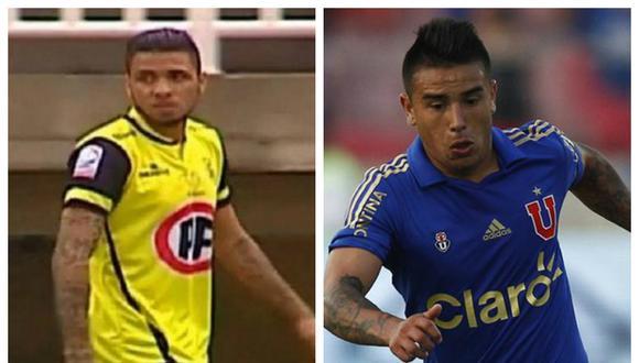Alexi Gómez ganó duelo de peruanos a Joao Ortíz en Copa Chile