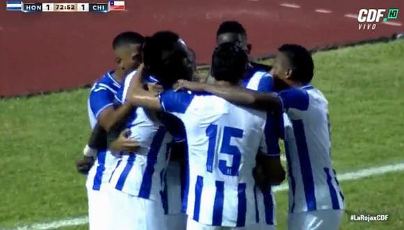 Chile vs. Honduras: Alberth Elis y Jonathan Rubio le dan vuelta al partido a la 'Roja'   VIDEO