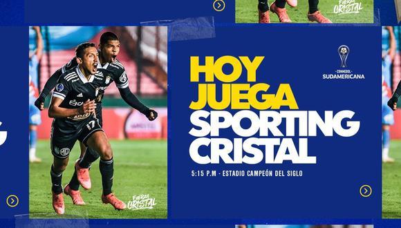 Sporting Cristal enfrenta a Peñarol por el partido de vuelta de los cuartos de final de la Copa Sudamericana. Aquí podrás seguir todas las incidencias, goles y minuto a minuto.