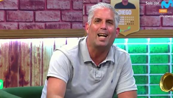 Diego Rebagliati comentó en el encuentro entre Argentina y Perú.