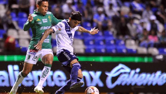Puebla terminó en el duodécimo lugar y aprovechó la oportunidad del repechaje, ahora con el ánimo a tope tratará de dar una nueva campanada ante León, líder de la etapa regular. (Foto: AFP)