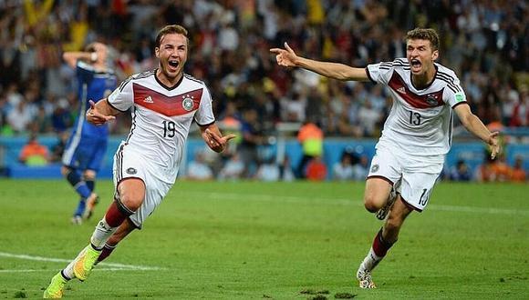 Alemania vs. Inglaterra EN VIVO en amistoso para la Eurocopa