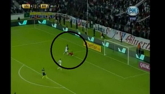 Liga de Quito vs. Boca Juniors: El insólito autogol para la goleada del 'Xeneize' en Ecuador | VIDEO