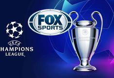 Fox Sports en vivo por Internet | Mira la Champions League, LINK