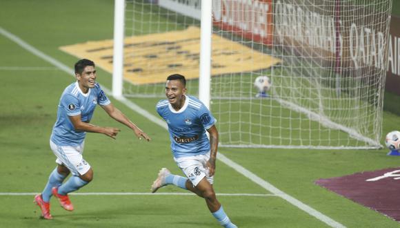 Alejandro Hohberg y Martín Távara le dieron la victoria a Sporting Cristal sobre Rentistas por Copa Libertadores. (Fotos: Violeta Ayasta/GEC)
