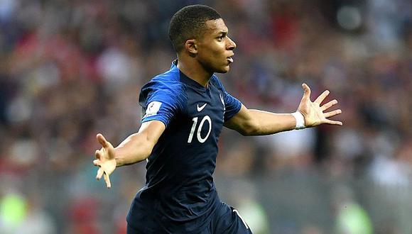 Los 20 futbolistas con mejor valor en el mercado tras el Mundial