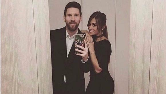 Lionel Messi: se filtra foto de la sesión de su boda con Antonela [FOTO]