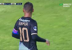 Cusco FC vs. Audax Italiano: Ramúa casi pone el 1-0 tras potente tiro libre [VIDEO]