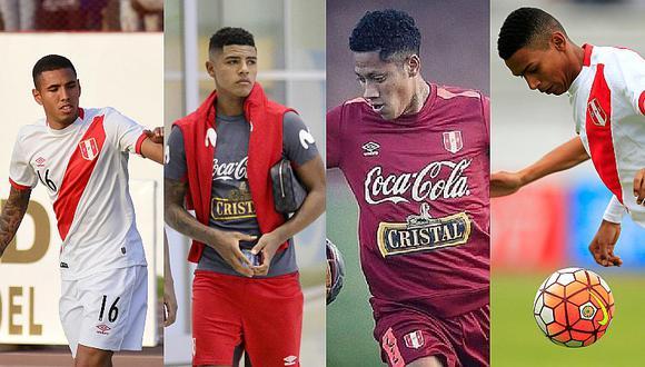 Selección peruana: Los 4 ausentes en la última lista de Ricardo Gareca