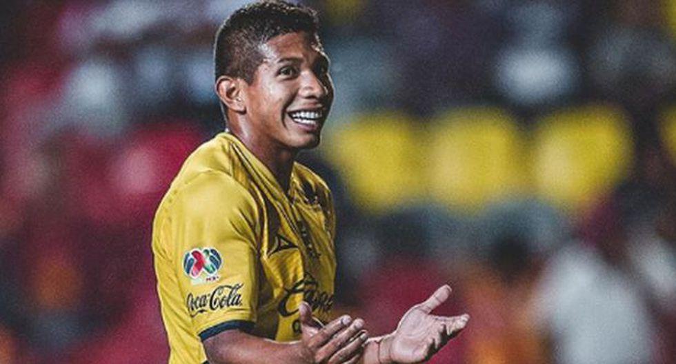Edison Flores habló sobre la posibilidad de abandonar Monarcas Morelia