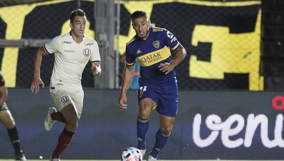 Universitario perdió 2-0 ante Boca Juniors en partido amistoso por la Copa San Juan en Argentina