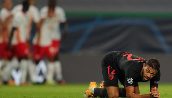 Leipzig elimina a Atlético de Madrid y jugará las semifinales de la Champions League ante PSG. FOTO: AFP