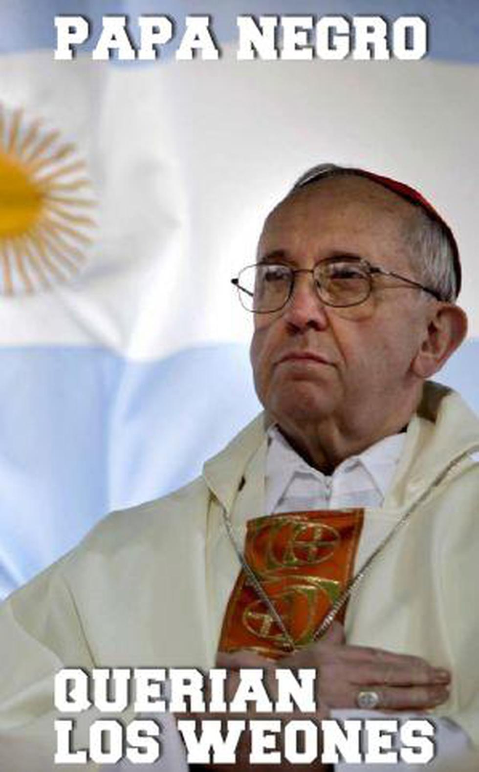 Argentinos comienzan a crear 'memes' sobre Papa Jorge Mario Bergoglio [FOTOS]