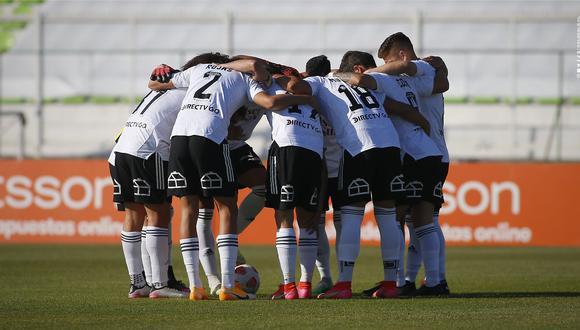 Colo Colo venció 3-2 a Palestino con goles de Rodríguez, Bolados y autogol de Benítez. (Foto: Colo Colo)