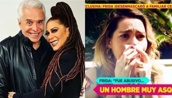 Frida Sofía revela supuestos abusos sexuales por parte de su abuelo Enrique Guzmán. (Foto: @eguzmanoficial/captura de video)