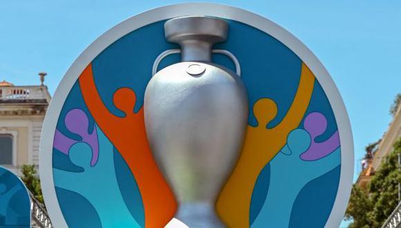 España vs. Italia e Inglaterra vs. Ucrania se enfrentan por los cuartos de final de la Eurocopa. (Foto: AFP)