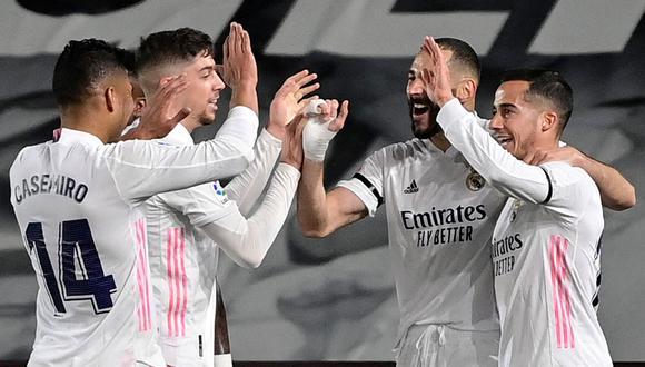 Real Madrid vs Chelsea juegan en directo por semifinal de la Champions League. Conoce cómo y dónde ver el partido de fútbol en vivo por TV, online y streaming. (Foto: AFP)