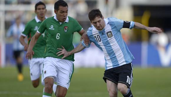 Lionel Messi le dio la victoria a Argentina sobre Ecuador, en el inicio de Eliminatorias. (Foto: AFP)
