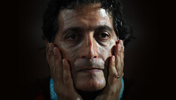 Mario Salas. (Foto: AFP)