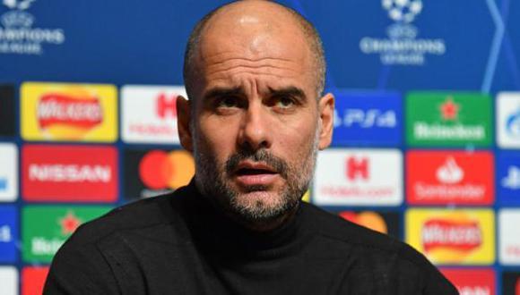 Pep Guardiola cuestionó las formas de la Superliga europea. (Foto: AFP)