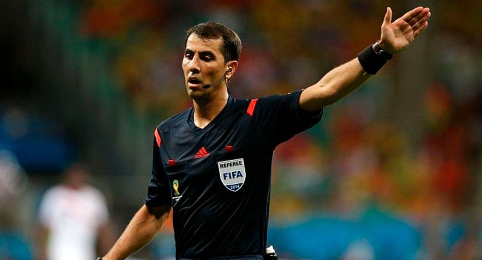 Conoce el duro antecedente del árbitro que dirigirá el Argentina-Croacia