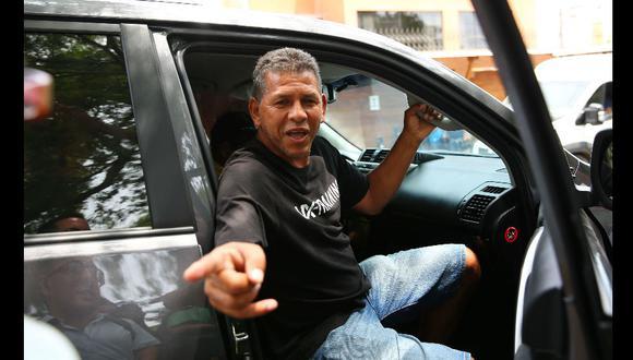 José Luis fue muy duro con Ángel Comizzo.