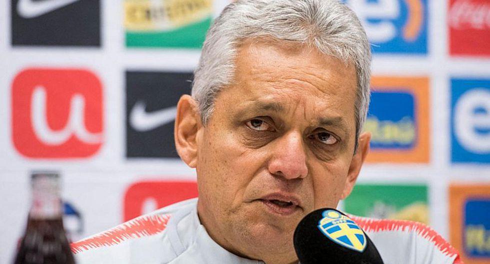 Reinaldo Rueda pide 'paciencia' con la selección chilena