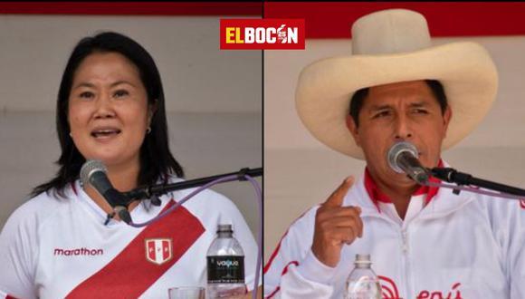 Este jueves, el candidato por Perú Libre sigue por encima de Keiko Fujimori con poco más de 71 mil votos según el conteo oficial de ONPE.