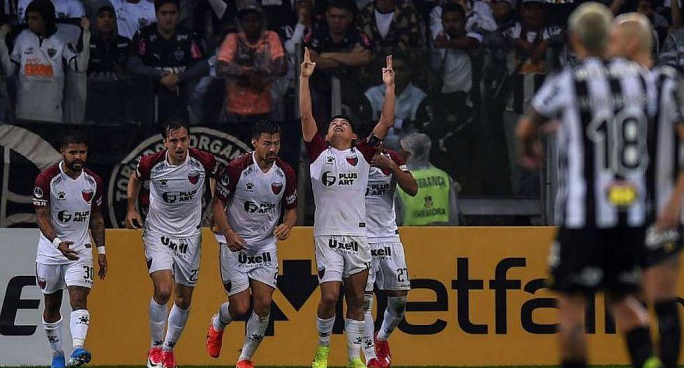 Copa Sudamericana   Anciano de 78 años viajó en colectivo a Brasil y vio el milagro de Colón ante Atlético Mineiro