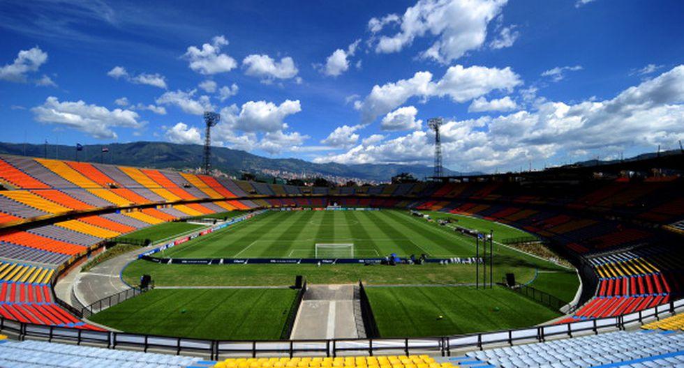 El Atanasio Girardot de Colombia. Tiene una capacidad para 48 700 personas. (FOTO: Agencias)