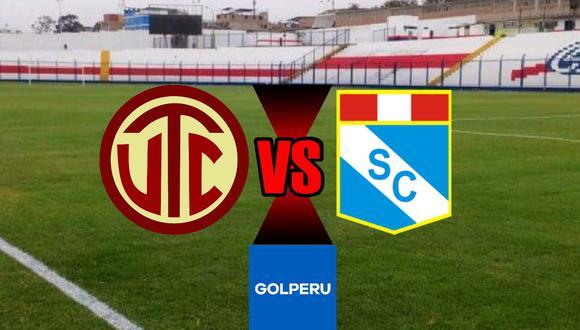 Sporting Cristal vs. UTC Cajamarca en vivo: la Liga 1, online