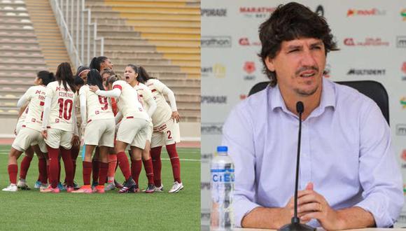 El nuevo administrador crema aseguró que las chicas necesitan aprender conceptos de fútbol y por eso designó a Paolo Maldonado como nuevo entrenador.