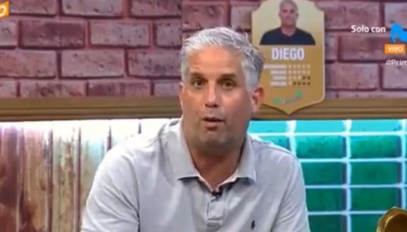 """El comentarista de Movistar Deportes, Diego Rebagliati explotó por el mal arbitraje de Julio Bascuñan en el Perú-Brasil y pidió a los directivos de la FPF expresar su malestar por el réferi ante la CONMEBOL. """"Ahora es cuando tienen que ir, golpear la mesa y decir: """" A mí no me vuelves a poner un impresentable"""", expresó."""