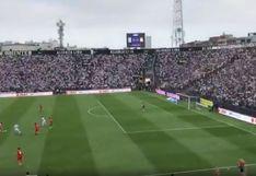 Alianza Lima | Así se vivió el gol de Kevin Quevedo desde la tribuna | VIDEO