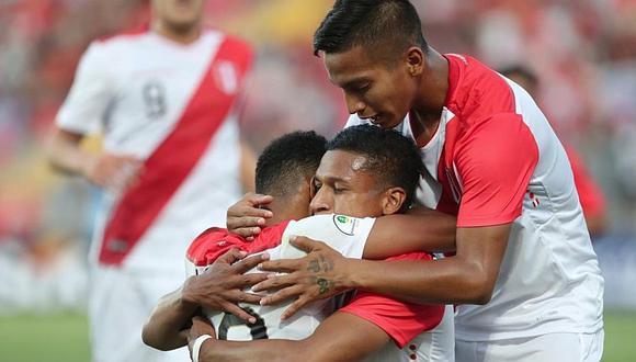 Revive el triunfo 1-0 de Perú sobre Uruguay en el Sudamericano Sub 20