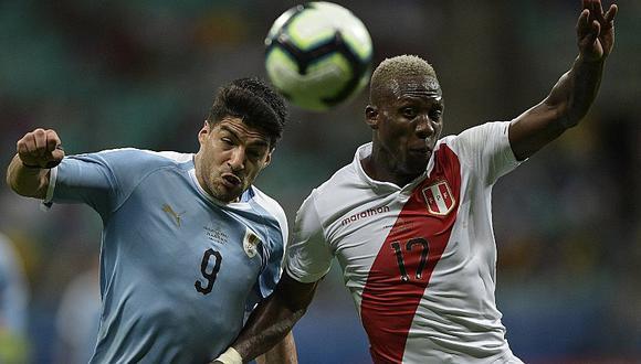 """Diego Lugano sobre Uruguay: """"Para clasificar ante Perú, faltó que el línea baje la bandera"""""""