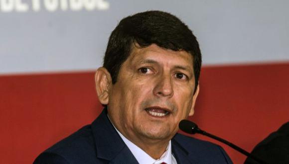 Agustín Lozano anunció cambios en el tema del descenso para la temporada 2021. (Foto: AFP)